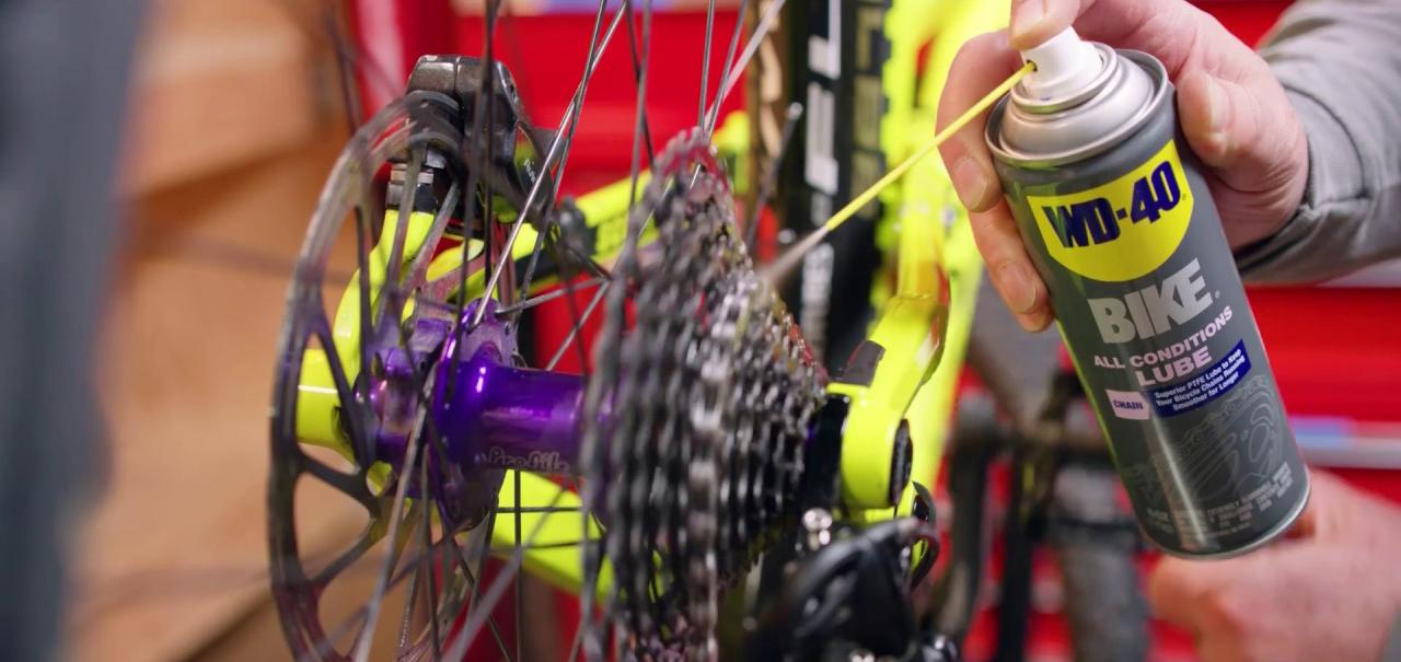 Comment Et Avec Quoi Nettoyer Votre Vélo En Profondeur